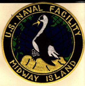 NavFac Patch Midway Island
