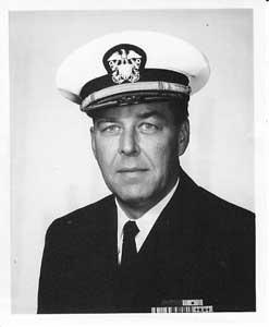 CDR. Richard G. Rieken, USN Ret.