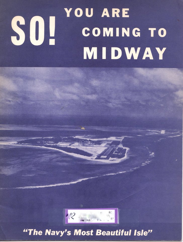 1958 Welcome to Midway booklet