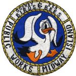Midway Island Public Works Patch