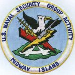 US Navy Sec Gru Acty Midway Island