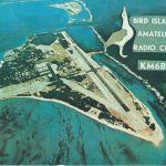 Midway Island QSL Card