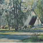 Midway Island Postcard - Midway Island Memorial Chapel