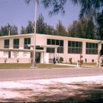 The Midway Island Chow Hall 1960's