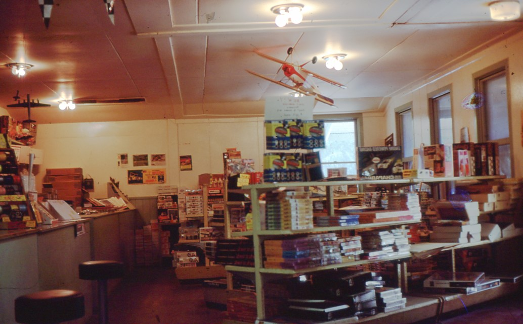 Midway Island Hobby Shop